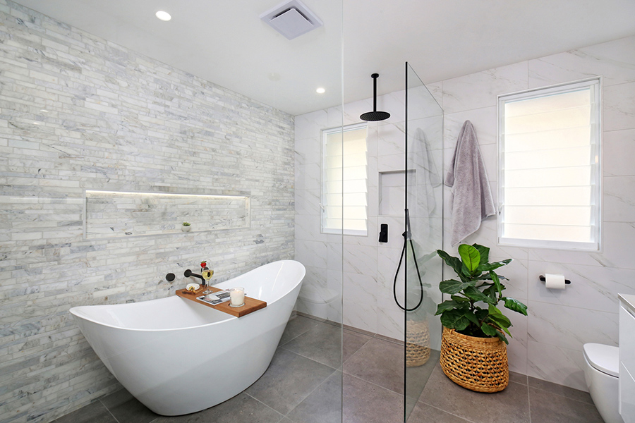 bathroom renovations markham