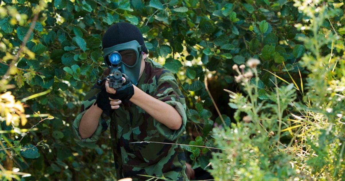 Airsoft sniper guns